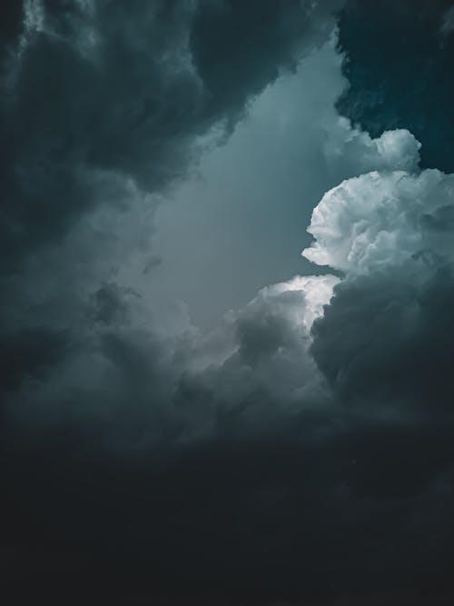 Безкоштовне стокове фото на тему «драматичний, ефектний, небо, Природа»
