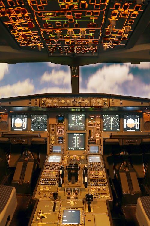 Photo Of Cockpit