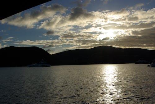 Free stock photo of caribbean, sunset