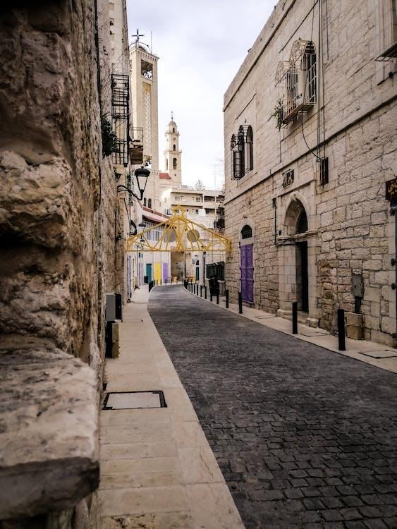 Free stock photo of bethlehem, city, palestine