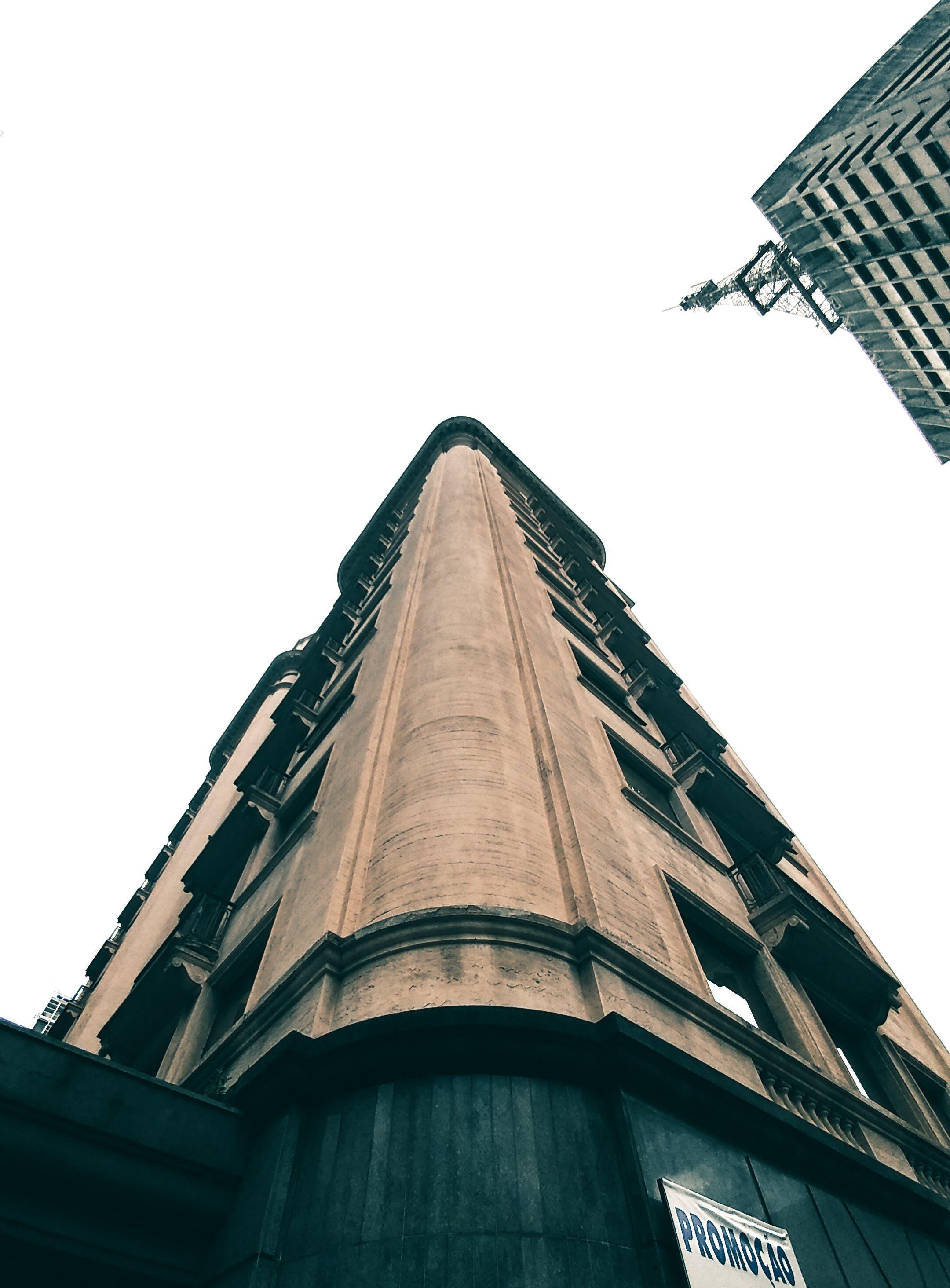 Free stock photo of buildings, pattern, sao paulo, bulding