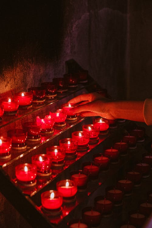 Imagine de stoc gratuită din altar, aprins, ars, atrăgător
