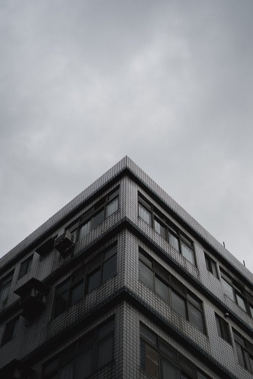 Building Under White Clouds