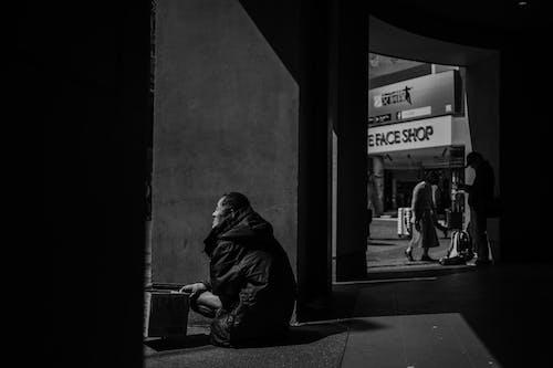 Foto profissional grátis de em situação de rua, vazio