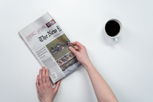 Fotos de stock gratuitas de buenas noticias, café, café exprés