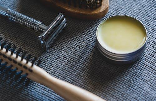 Foto d'estoc gratuïta de afeitadora, cera, cura, fusta