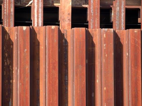 Immagine gratuita di cornice, ferro, struttura in ferro