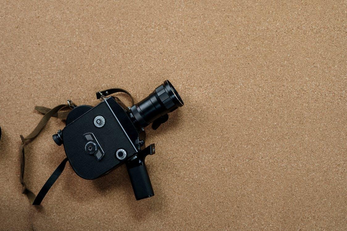 Foto stok gratis analog, antik, berbaring datar