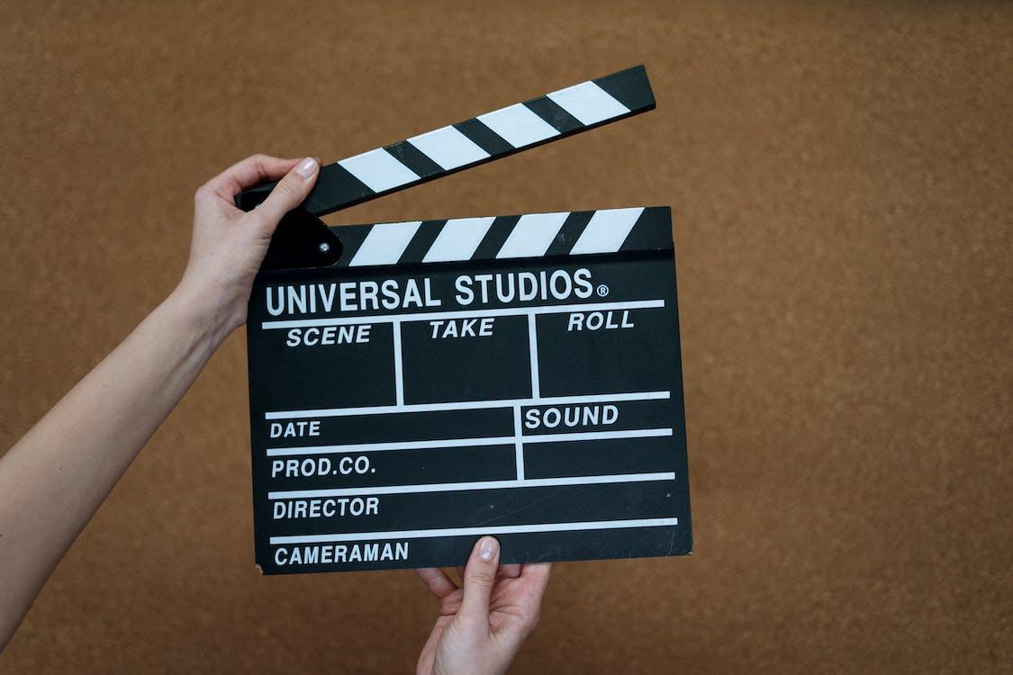 Foto stok gratis batu tulis, berdinding papan, bioskop