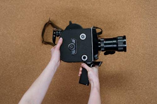 Foto stok gratis analog, antik, bioskop