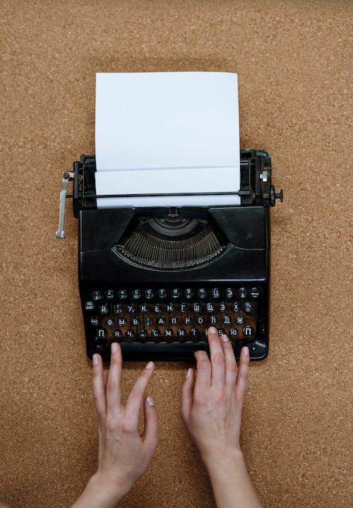 Darmowe zdjęcie z galerii z biznes, klasyczny, klawiatura