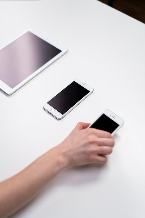 Fotos de stock gratuitas de apple, blanco, digital, dispositivo