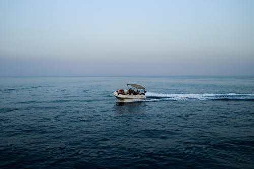 Free stock photo of beauty, blue, boat, egypt