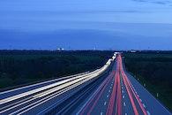 road, traffic, landscape