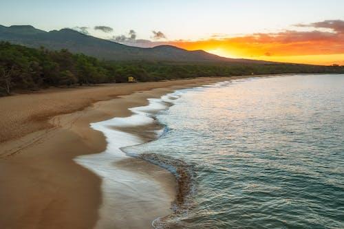 Δωρεάν στοκ φωτογραφιών με maui, ακτή, ακτογραμμή, άμμος