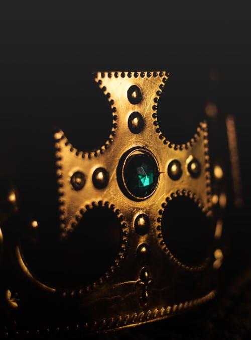 Darmowe zdjęcie z galerii z klejnot, korona, zbliżenie