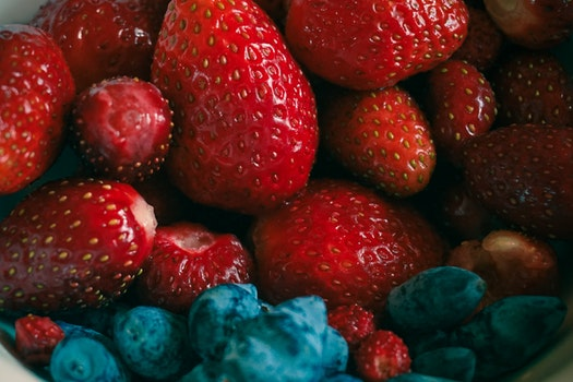 Free stock photo of summer, strawberry, berries