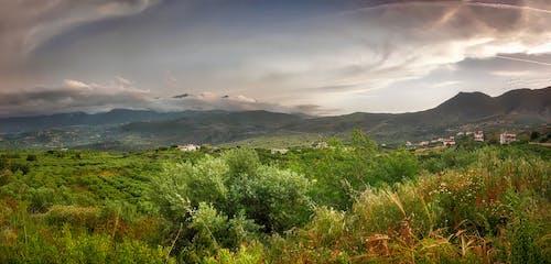 Darmowe zdjęcie z galerii z góry, krajobraz