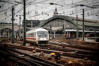 train, railroads, railways