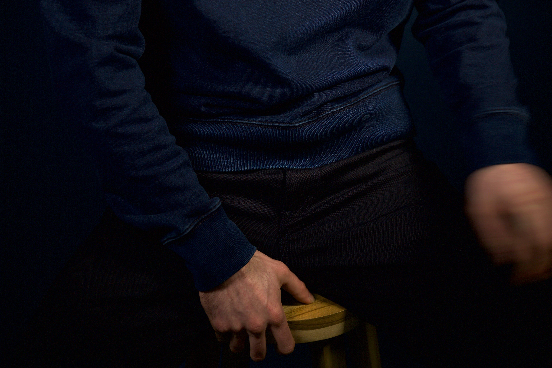 Free stock photo of arm, blue, dark, fashion