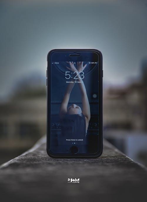 Foto profissional grátis de capas para iphone, caso do iphone, desafiodemobilidade