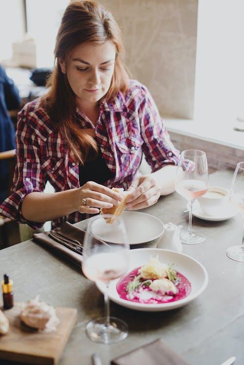 Foto profissional grátis de alimento, almoço, animado, aperitivo