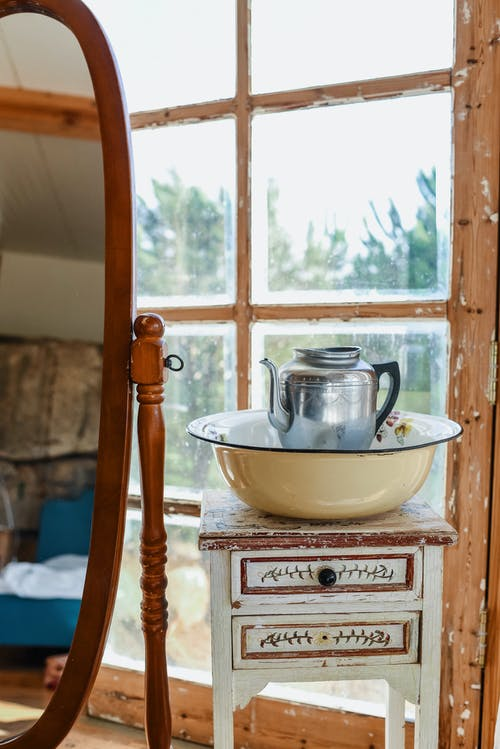 Darmowe zdjęcie z galerii z absin, antyczny, czajnik, dom