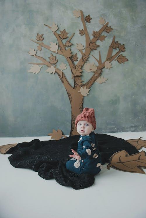 Fotobanka sbezplatnými fotkami na tému bábätko, batoľa, bezbranný, deka