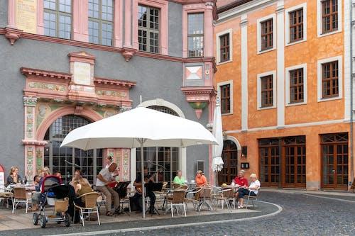 Foto profissional grátis de Alemanha, antigo, arquitetura, café