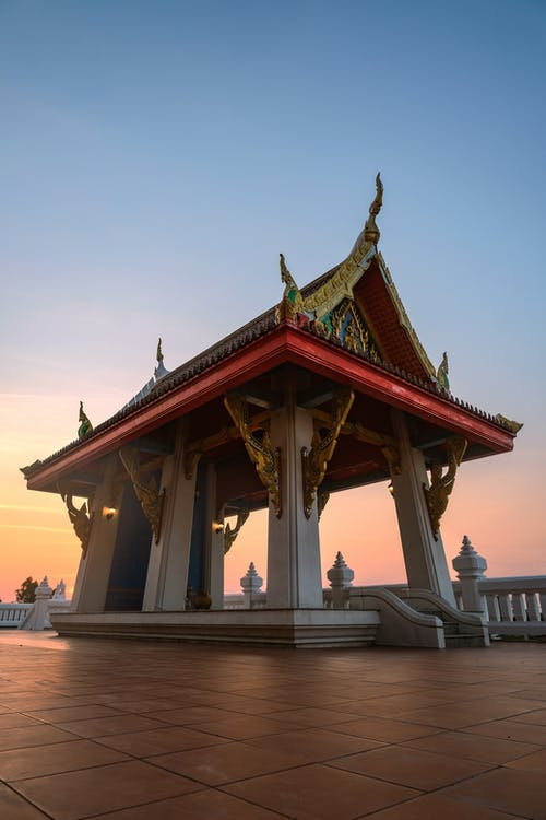 Free stock photo of buddhist temple, thailand