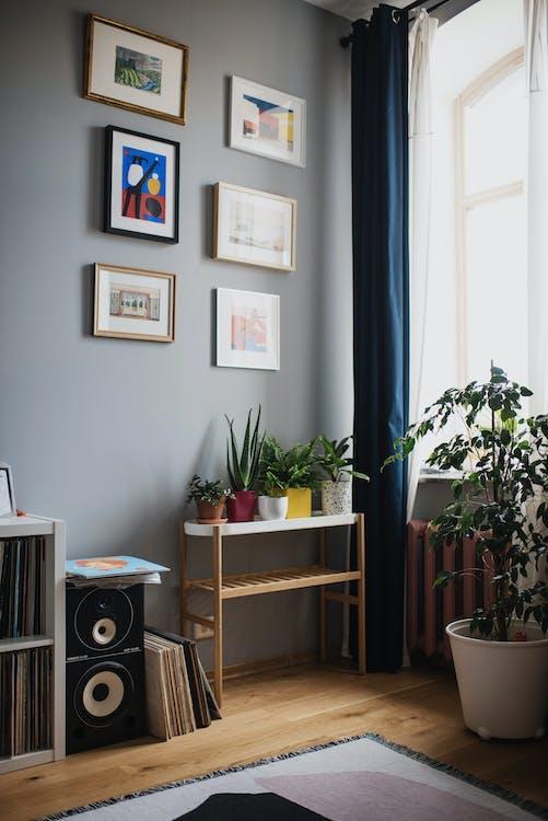Бесплатное стоковое фото с в помещении, дизайн интерьера, динамик