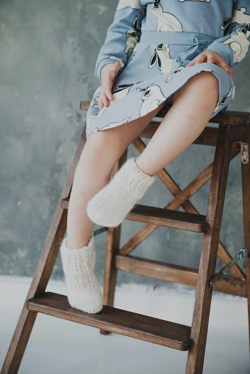 Immagine gratuita di bambino, calzini, moda