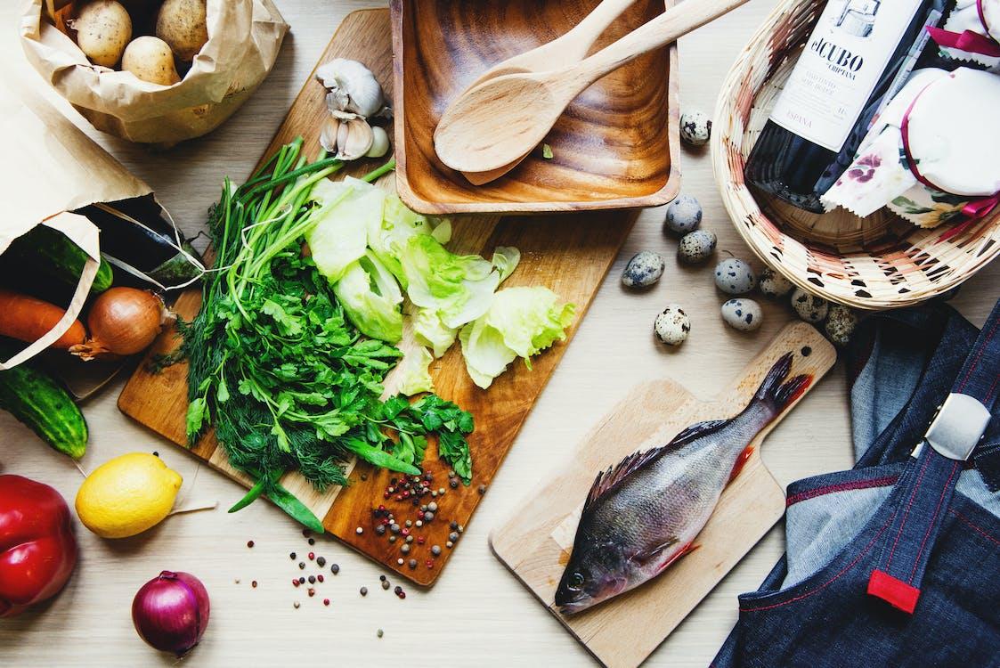 คลังภาพถ่ายฟรี ของ กระเทียม, การทำอาหาร, การแบ่งประเภท