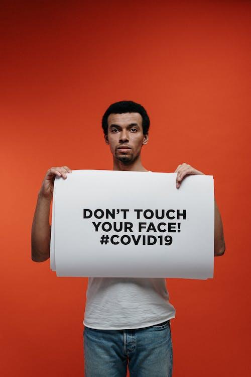 Δωρεάν στοκ φωτογραφιών με casual, coronavirus, covid, covid-19