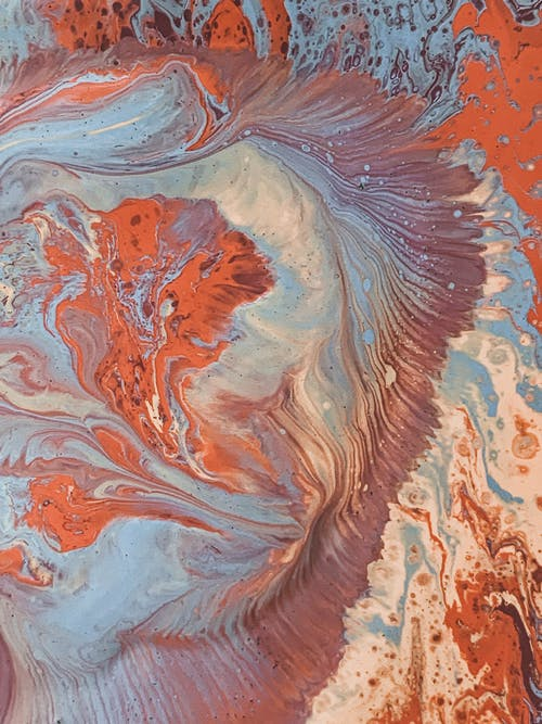Water Marbling Paint