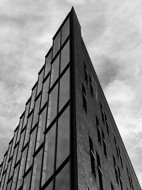 城市, 對比, 市中心, 建築 的 免费素材照片
