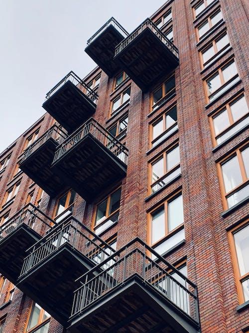 公寓, 商業, 城市, 市中心 的 免费素材照片