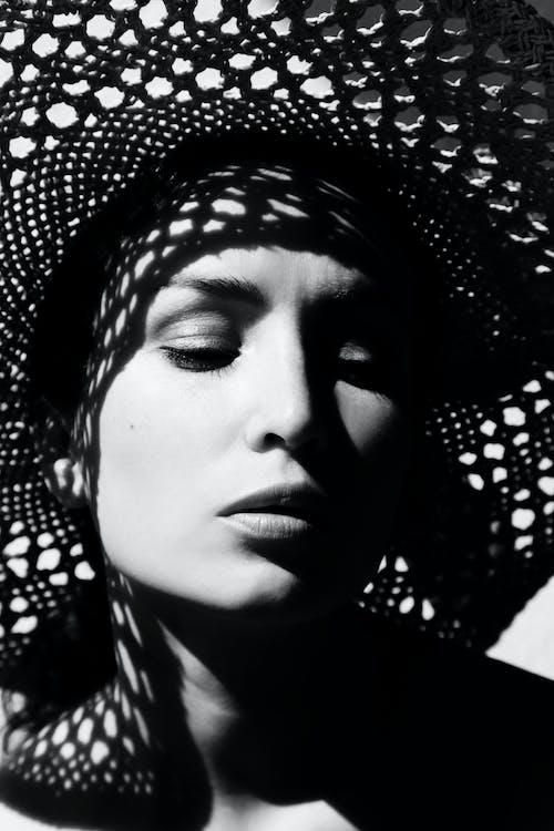 Foto stok gratis bagus, cantik, hitam & putih, hitam dan putih