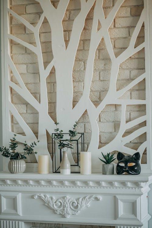 壁爐, 壁爐架上, 室內, 室內設計 的 免費圖庫相片