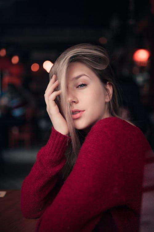 ブロンド, モデル, 人, 女性の無料の写真素材
