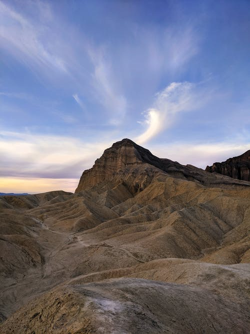 Free stock photo of adventure, death valley, death valley national park, geology