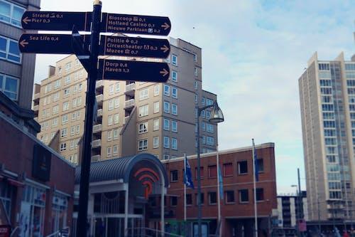建築, 斯海弗寧恩, 標誌 的 免費圖庫相片