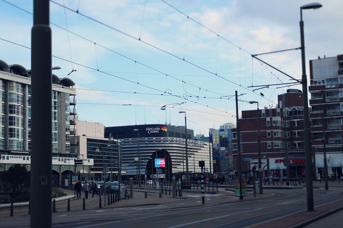 Základová fotografie zdarma na téma fotka ulice, Holandsko, kasino