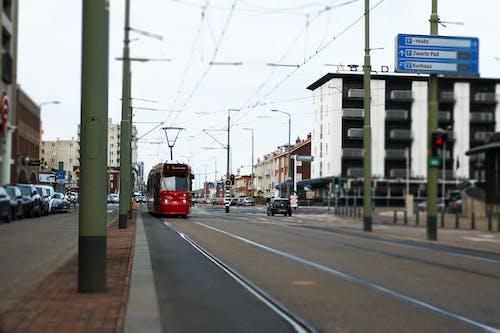 公共交通工具, 斯海弗寧恩, 荷蘭 的 免費圖庫相片