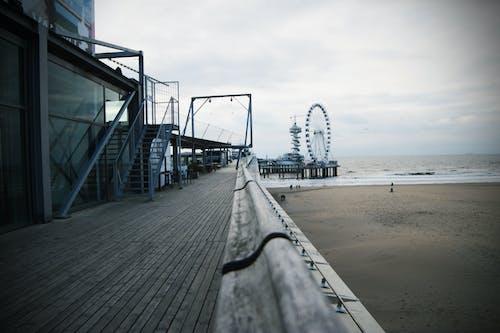 低角度拍攝, 巨輪, 斯海弗寧恩 的 免費圖庫相片