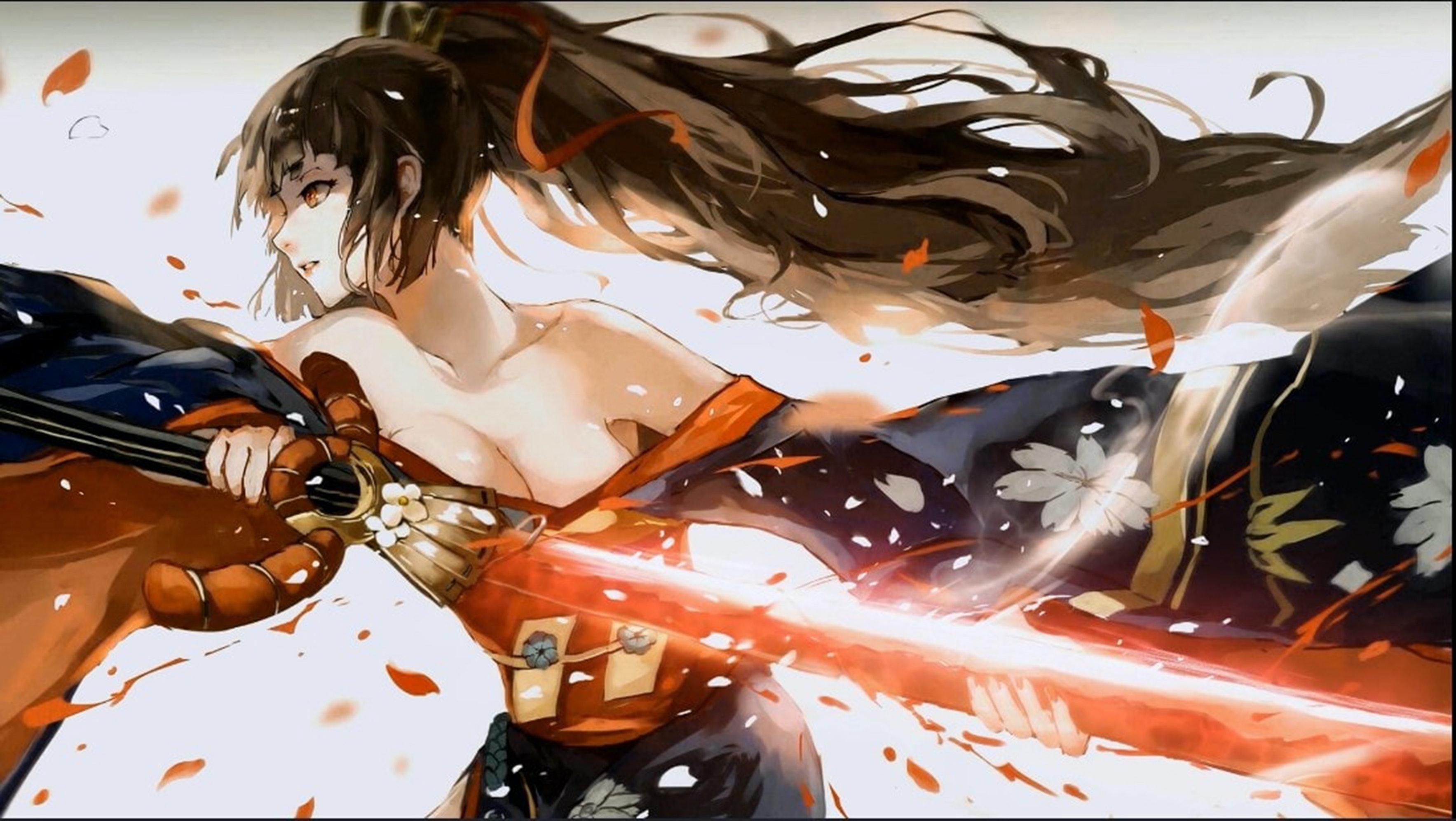 93+ Gambar Anime Keren Di Kertas Terbaru