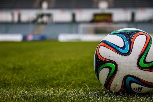 Free stock photo of grass, sport, stadium, ball