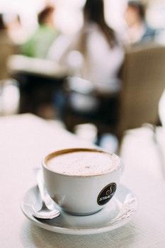 Free stock photo of wood, people, caffeine, coffee