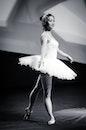 black-and-white, woman, art