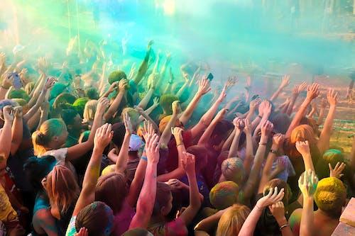 Kostenloses Stock Foto zu feier, festival, menge